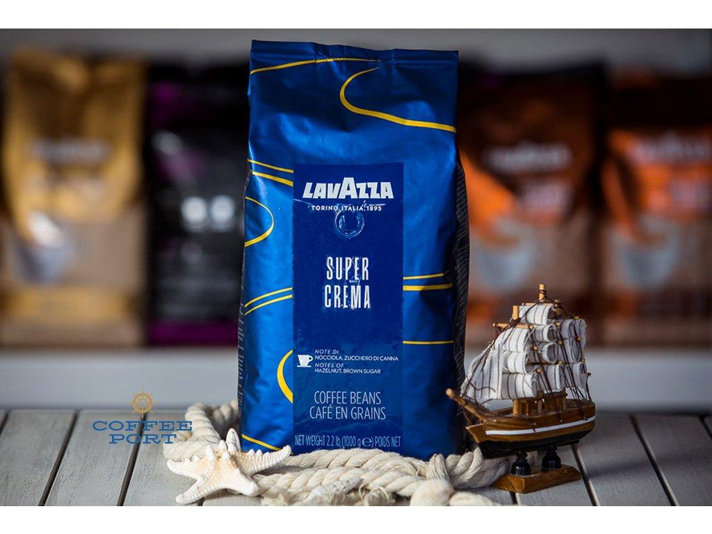 zrnkova kava lavazza super crema coffeeport 007
