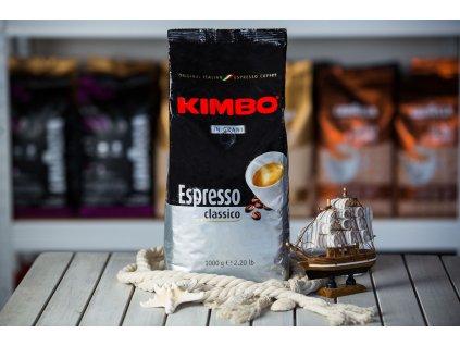zrnkova kava kimbo espresso classico coffeeport 003
