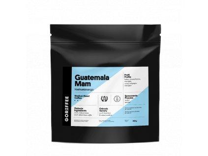Goriffee Guatemala Mam zrnková káva 250 g
