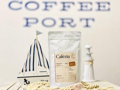 cafezia light roast mleta coffeeport