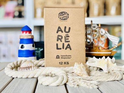 Zlaté Zrnko Nespresso Aurélia 2