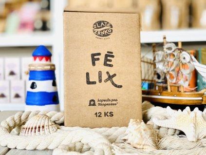Zlaté Zrnko Nespresso Félix 2