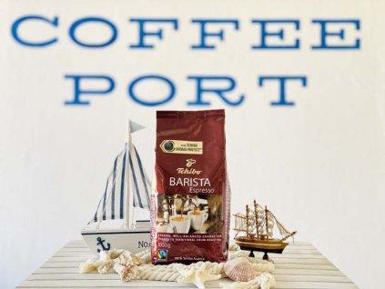 zrnkova kava tchibo barista espresso 1