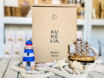 Zlaté Zrnko Nespresso Aurélia 100 ks