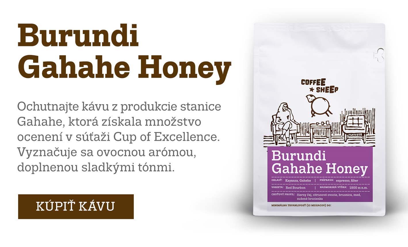 Burundi Gahahe Honey