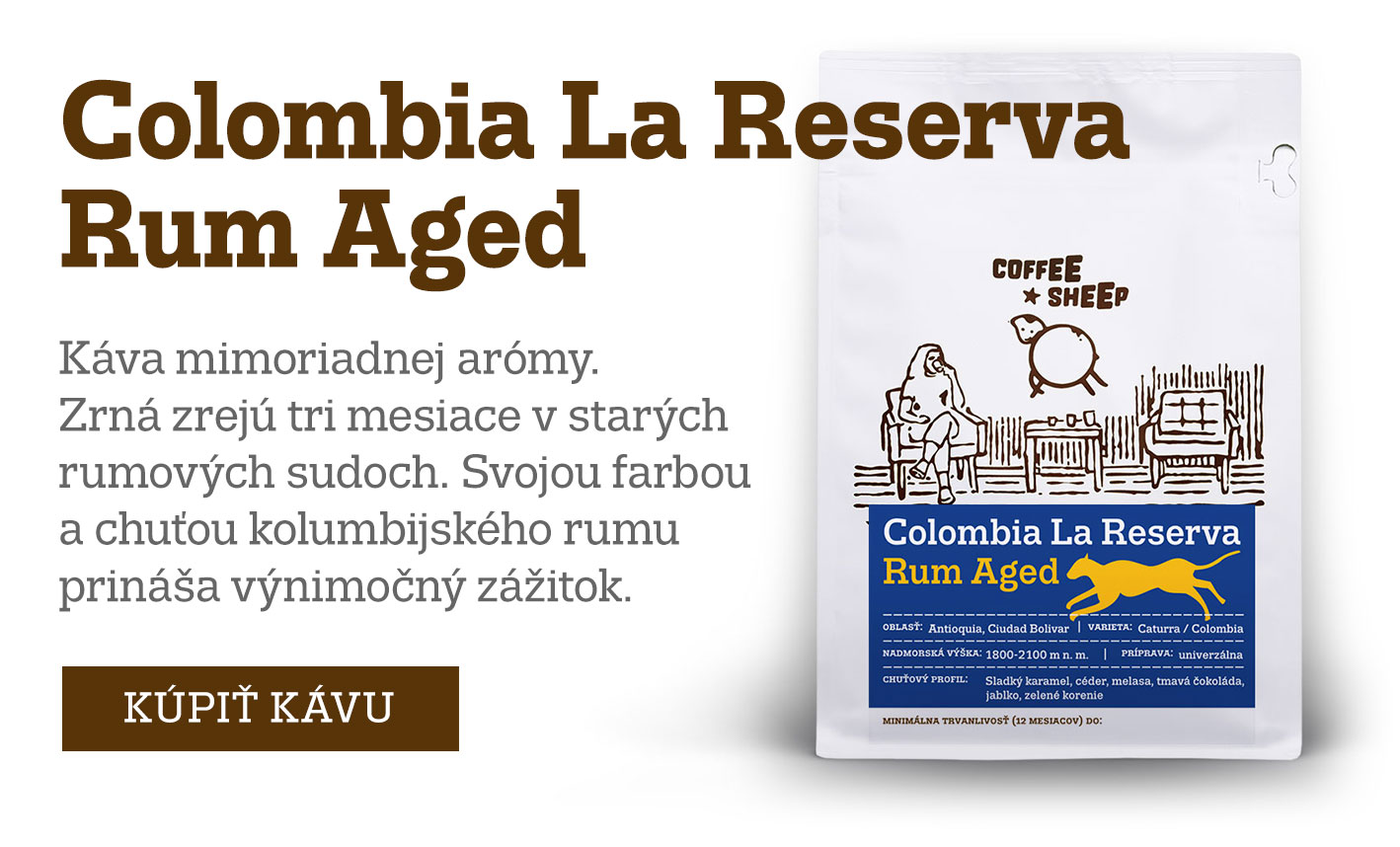 Colombia La Reserva Rum Aged
