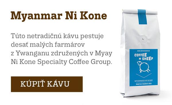 Myanmar Ni Kone — káva