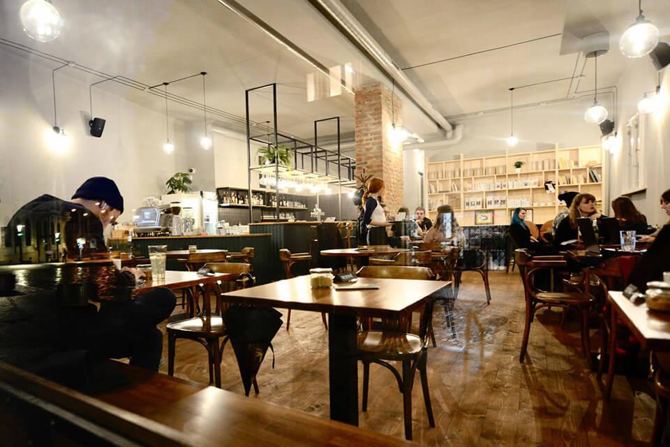 Coffee Sheep | Naše miesta | Kaviareň