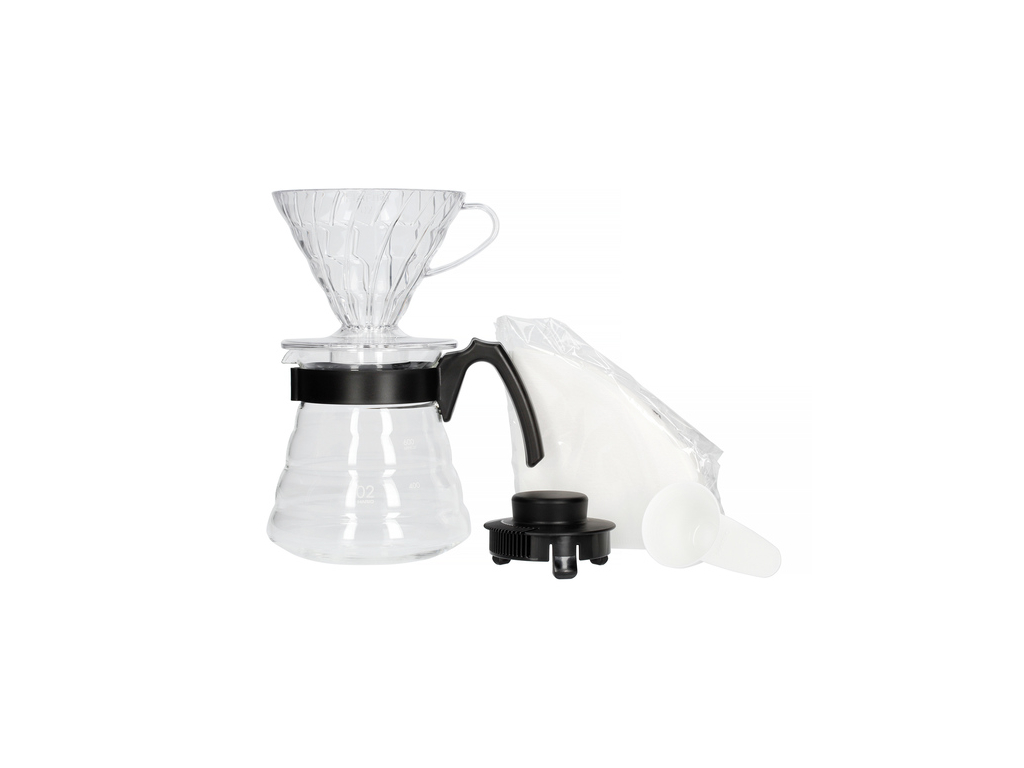 Coffee Sheep Hario v60 02 - dripper, kanvica, filtry