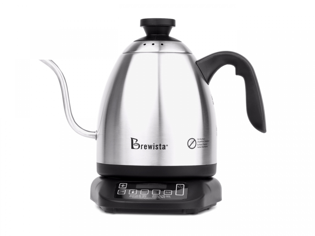 Coffee Sheep príprava Brewista Smart Pour Digital kanvica