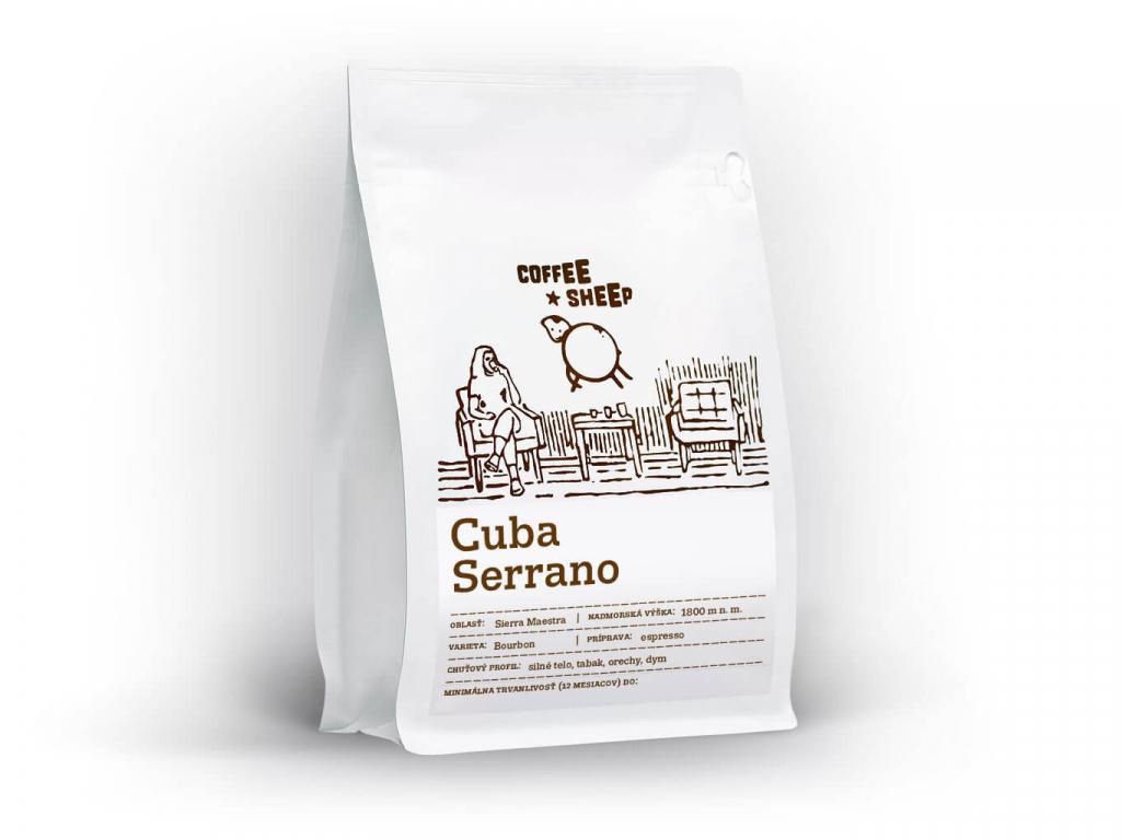 coffee sheep kava cuba serrano 250g front a