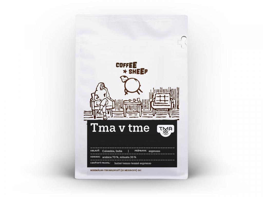 coffee sheep kava tma v tme 250g a