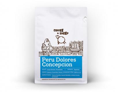 coffee sheep kava peru dolores concepcion 250g a
