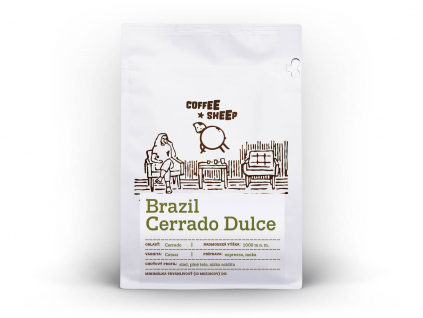 coffee sheep kava brazil cerrado dulce 250g front a2