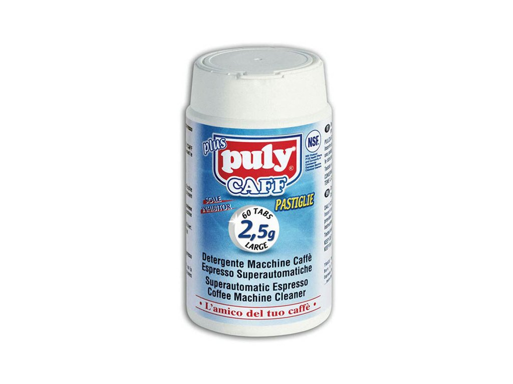 PULY CAFF Plus ®Tabs 60 Tabs 2,5g