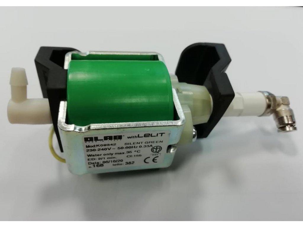Tiché vibračné čerpadlo pre Mara PL62X -  Lelit 4000034