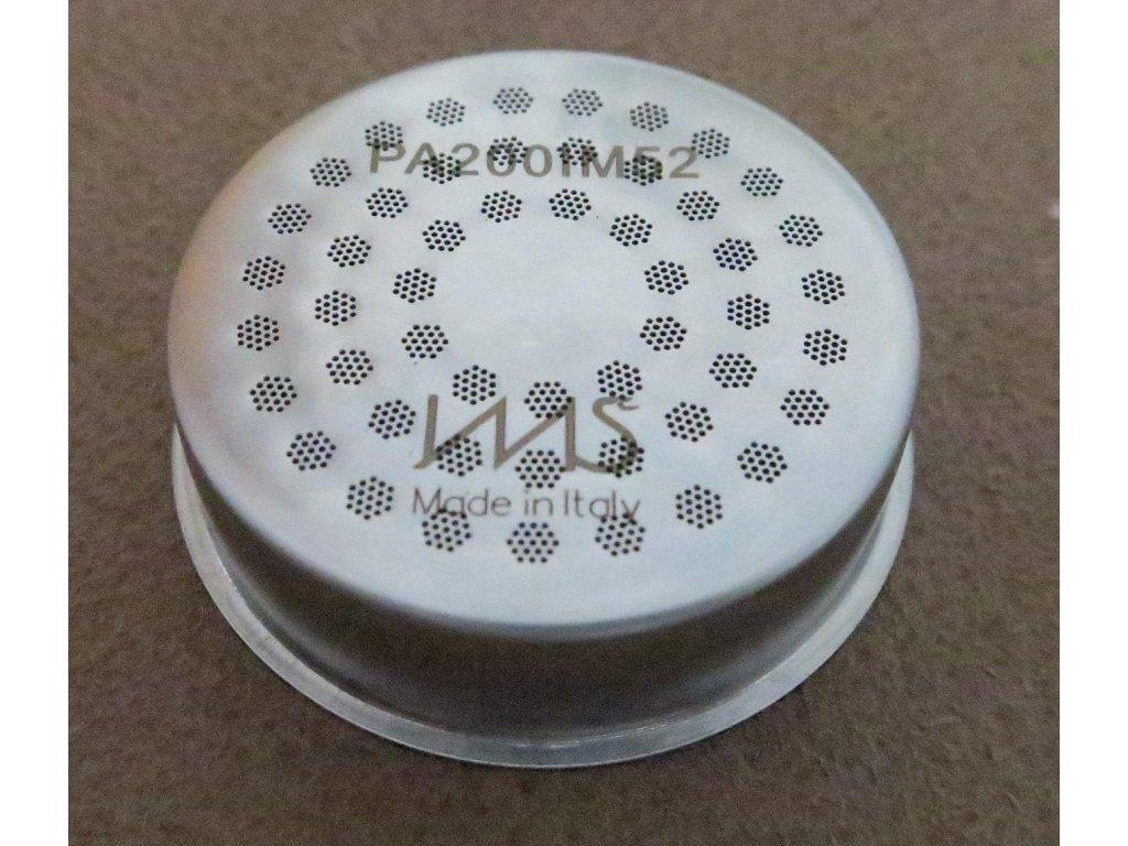 IMS La Pavoni sitko na sprchu kávovaru 52 mm