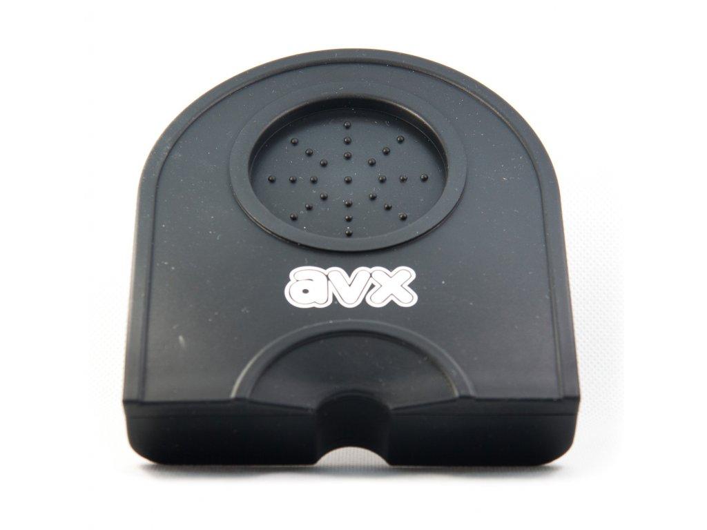AVX silikonová podložka pod tamper stredne velká čierna