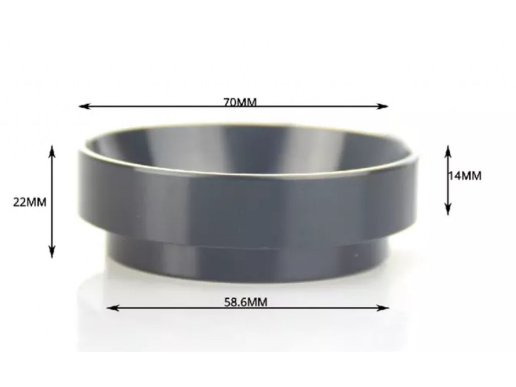 AVX Lievik na portafilter 58mm