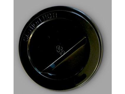 Plastové viečka na poháre  63mm - 100ml/50 ks
