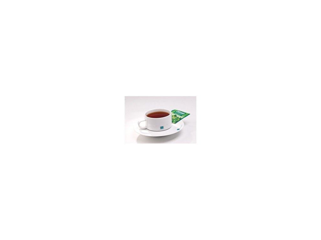 Dilmah porcelánový šálek s podšálkem 1 ks