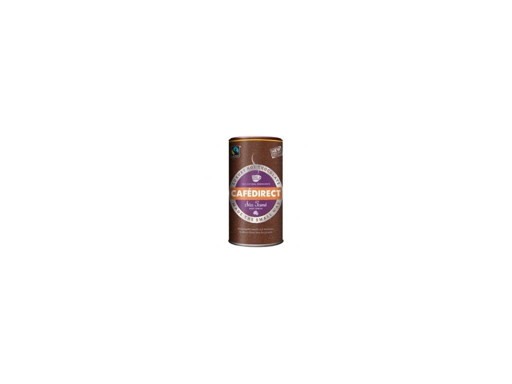 Horká čokoláda CAFÉDIRECT Sao Tomé  300g