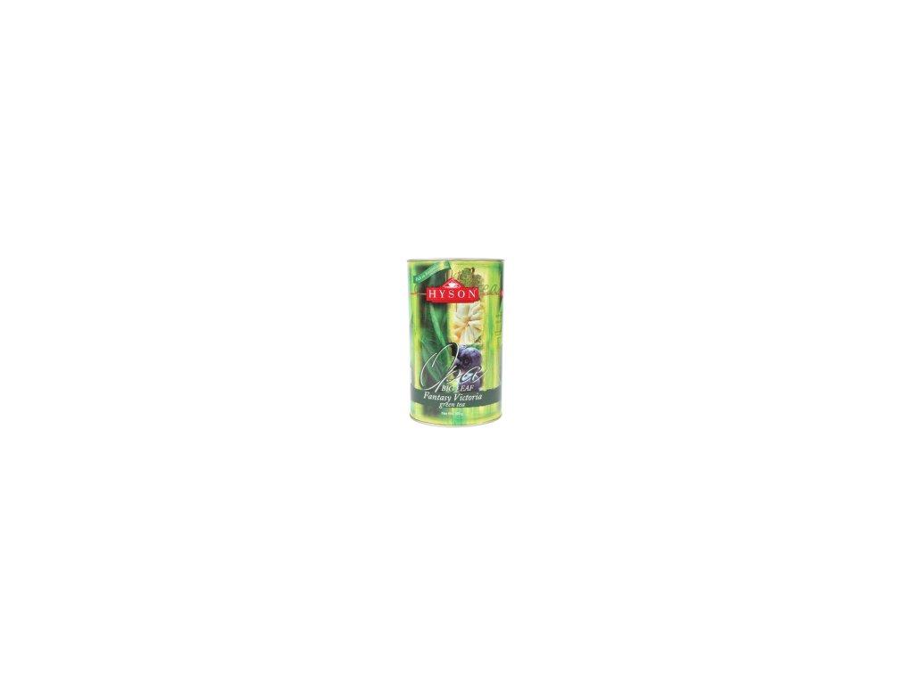 Hyson zelený čaj Borůvka 100g
