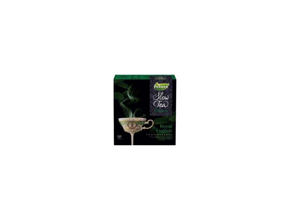Pickwick Slow Tea Royal English 25 ks