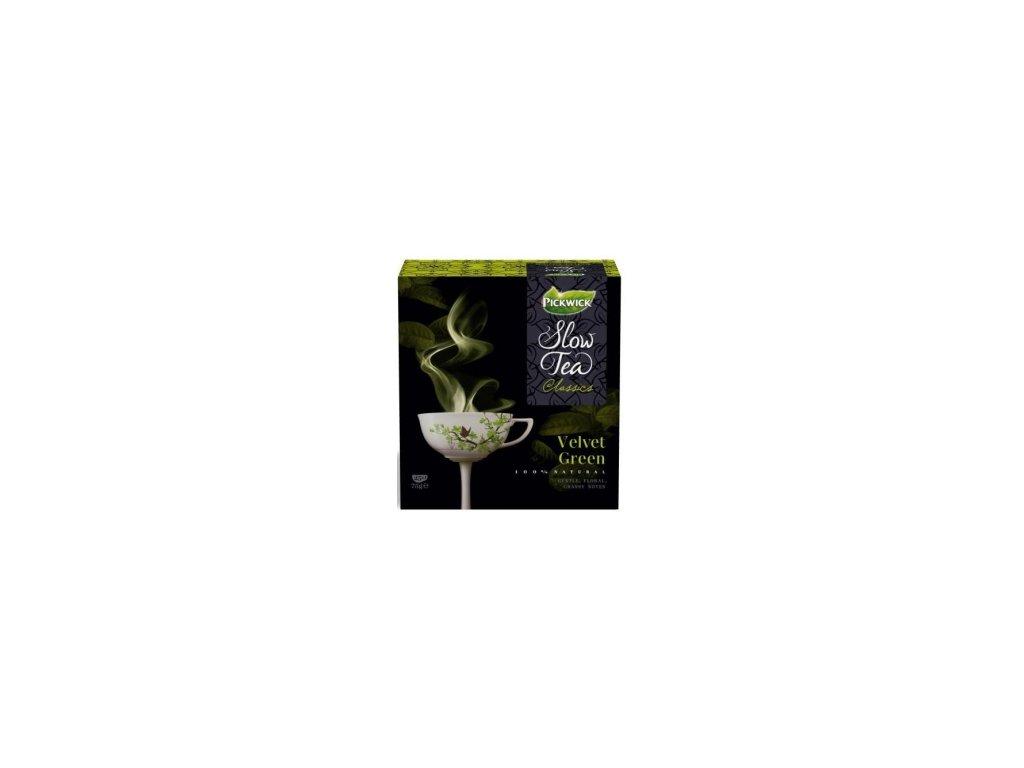 Pickwick Slow Tea Velvet Green 25 ks
