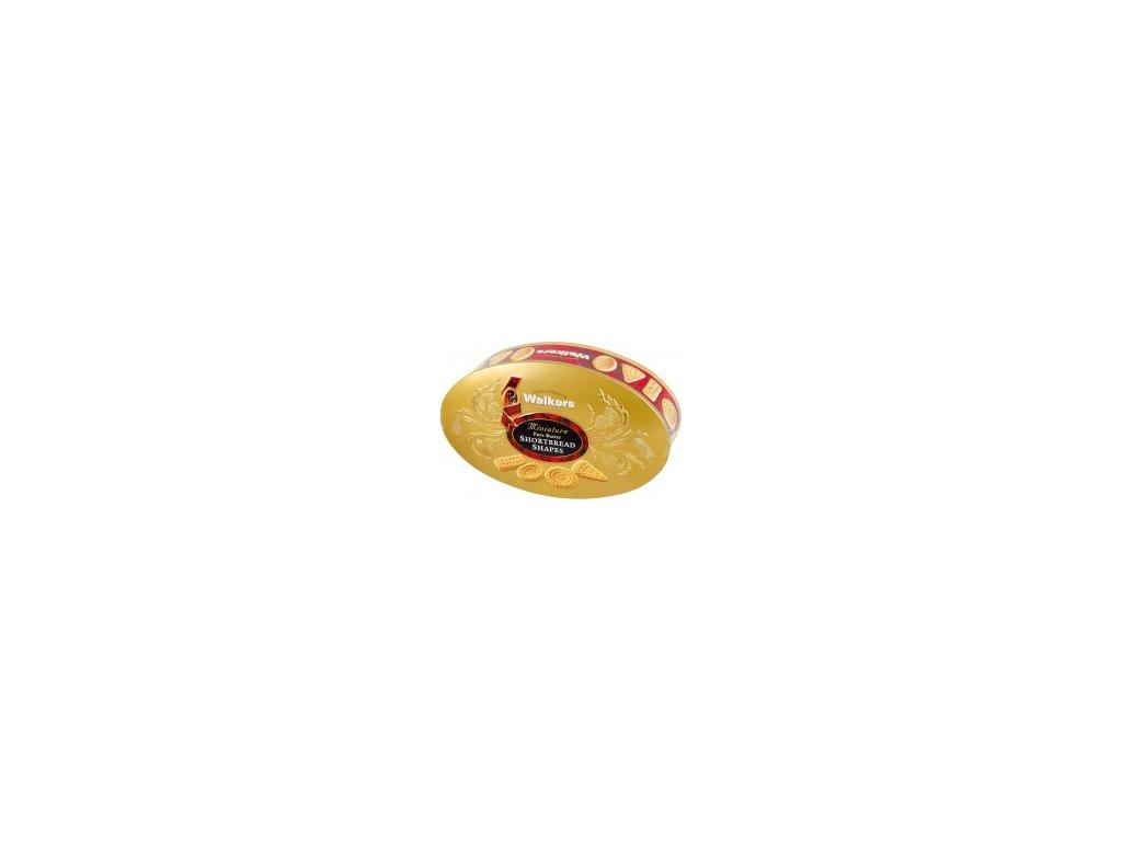 Sušenky WALKERS minisušenky v dárkové dóze 175 g