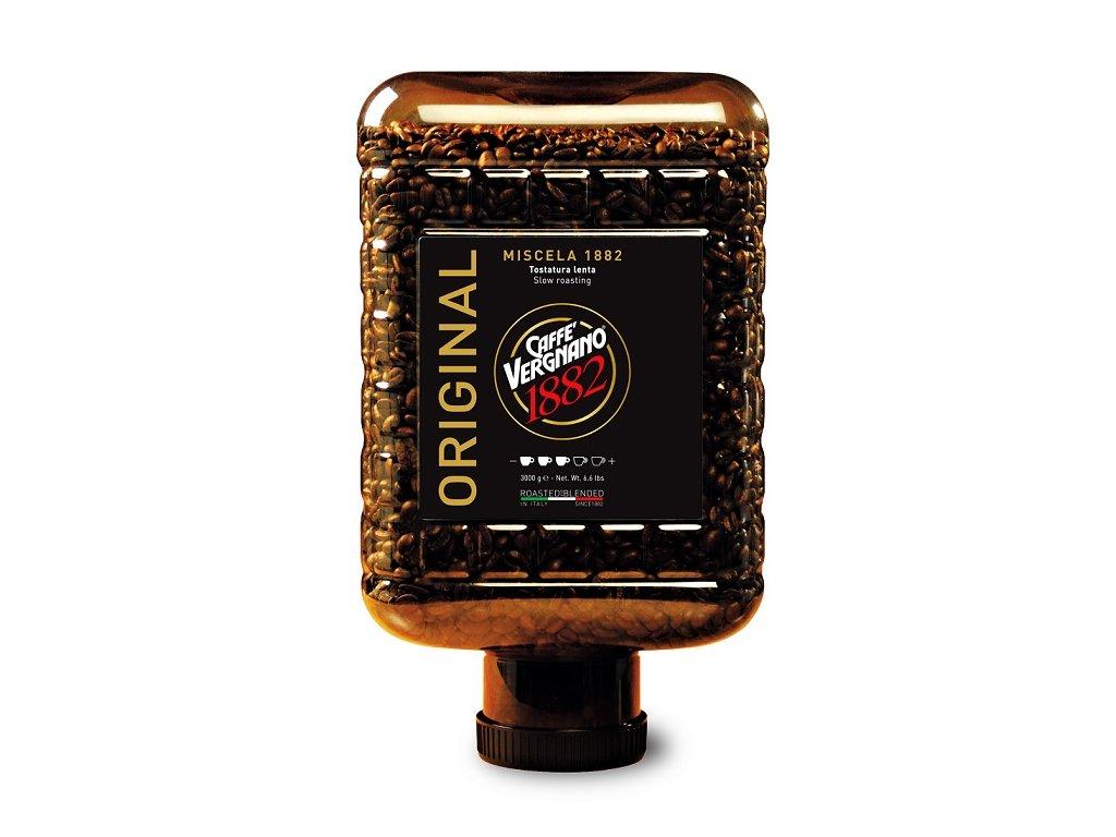 vergnano zrnkova kava miscela