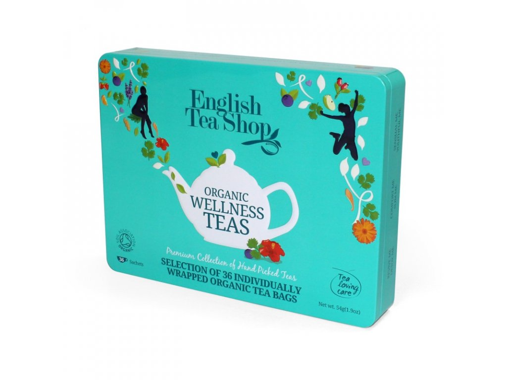 English Tea Shop Wellness collection 36 ks