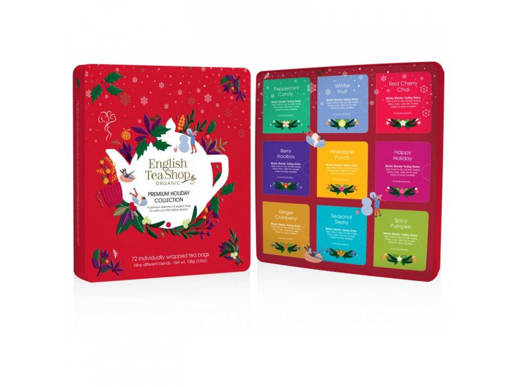 english tea shop premium holiday collection cervena 72 ks