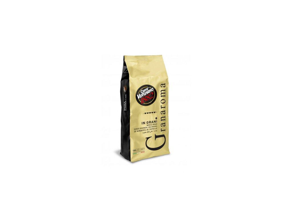 kava vergnano gran aroma zrnkova