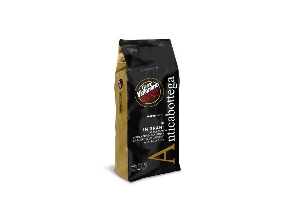 kava vergnano antica bottega zrnkova