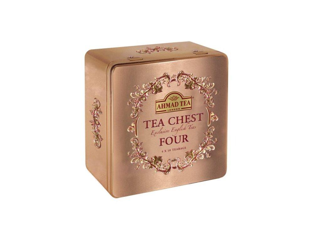 ahmad tea chest four new