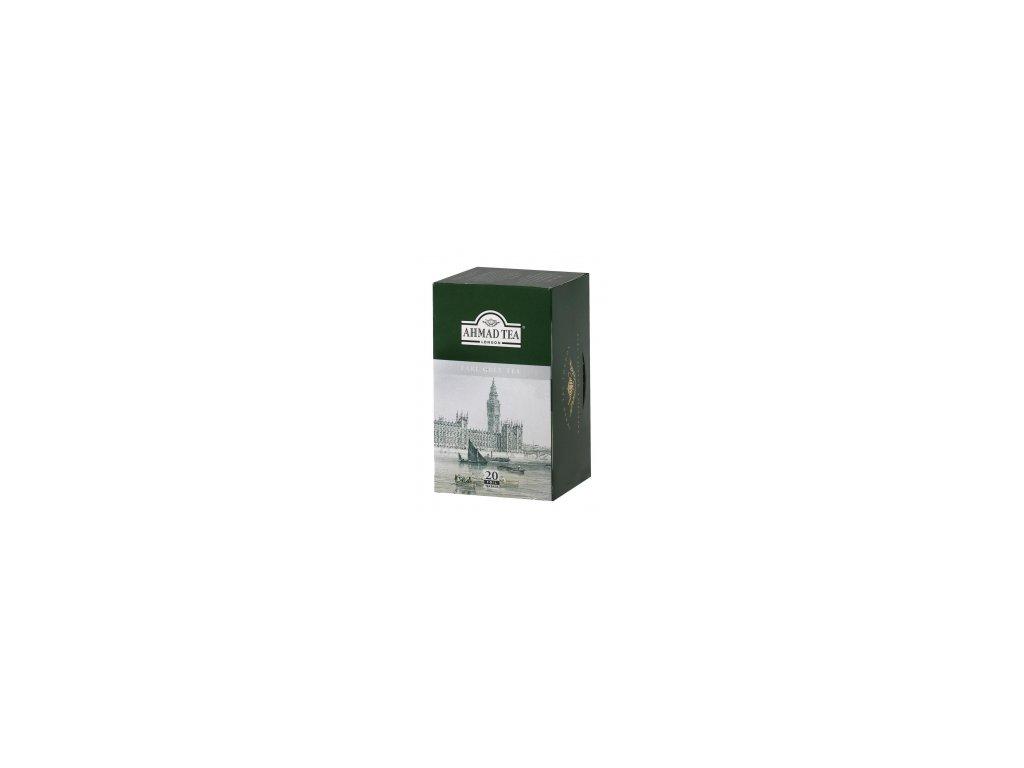Čaj AHMAD TEA LONDON - černý čaj EARL GREY- porcovaný 20 ks