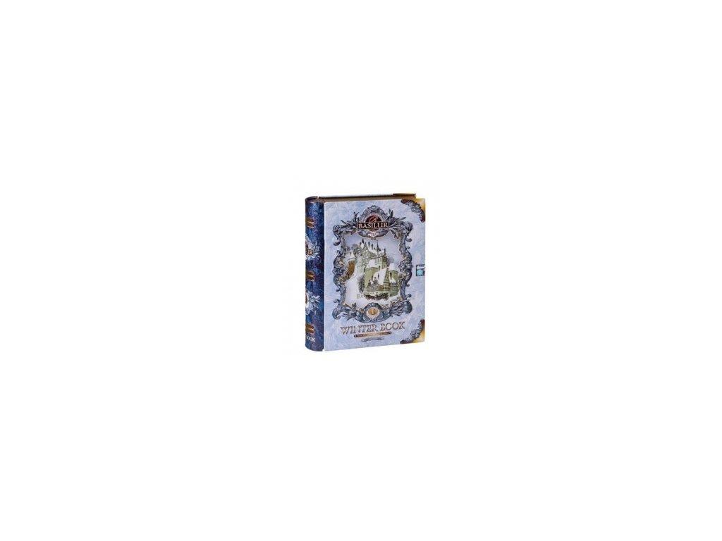 Čaj BASILUR - modrá kniha -sypaný čaj 100g