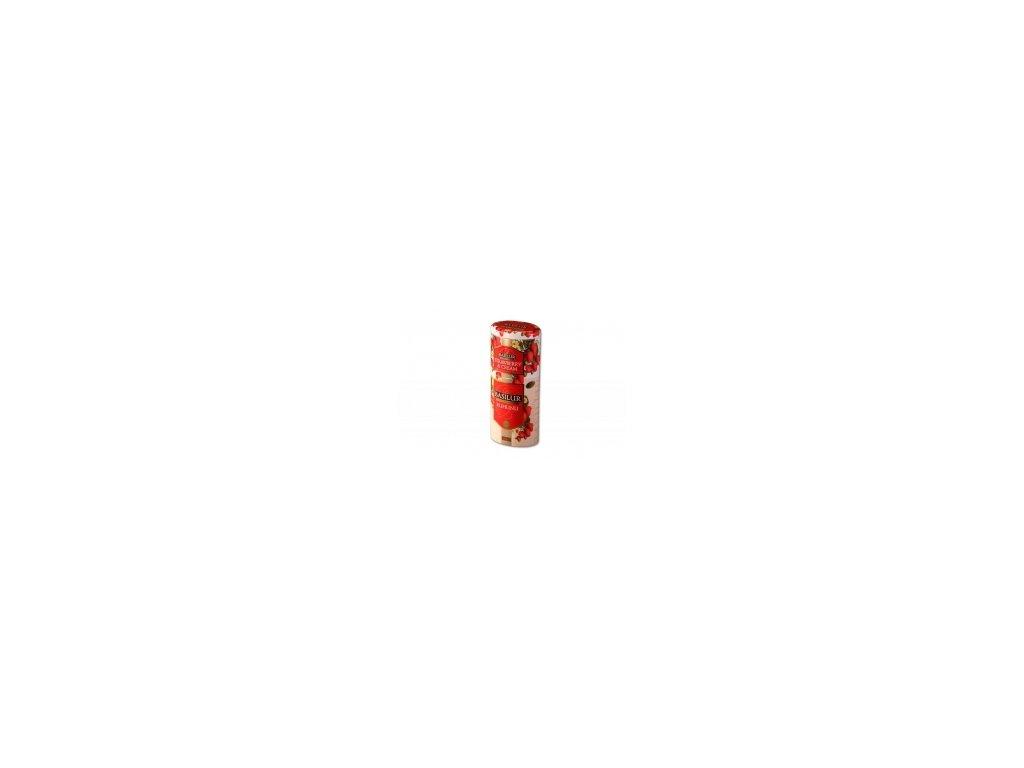 Čaj Basilur-sypaný černý čaj Strawberry Cream +Ruhunu 50+75g 2v1
