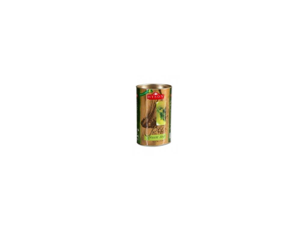 Čaj Hyson zelený -sypaný 100g