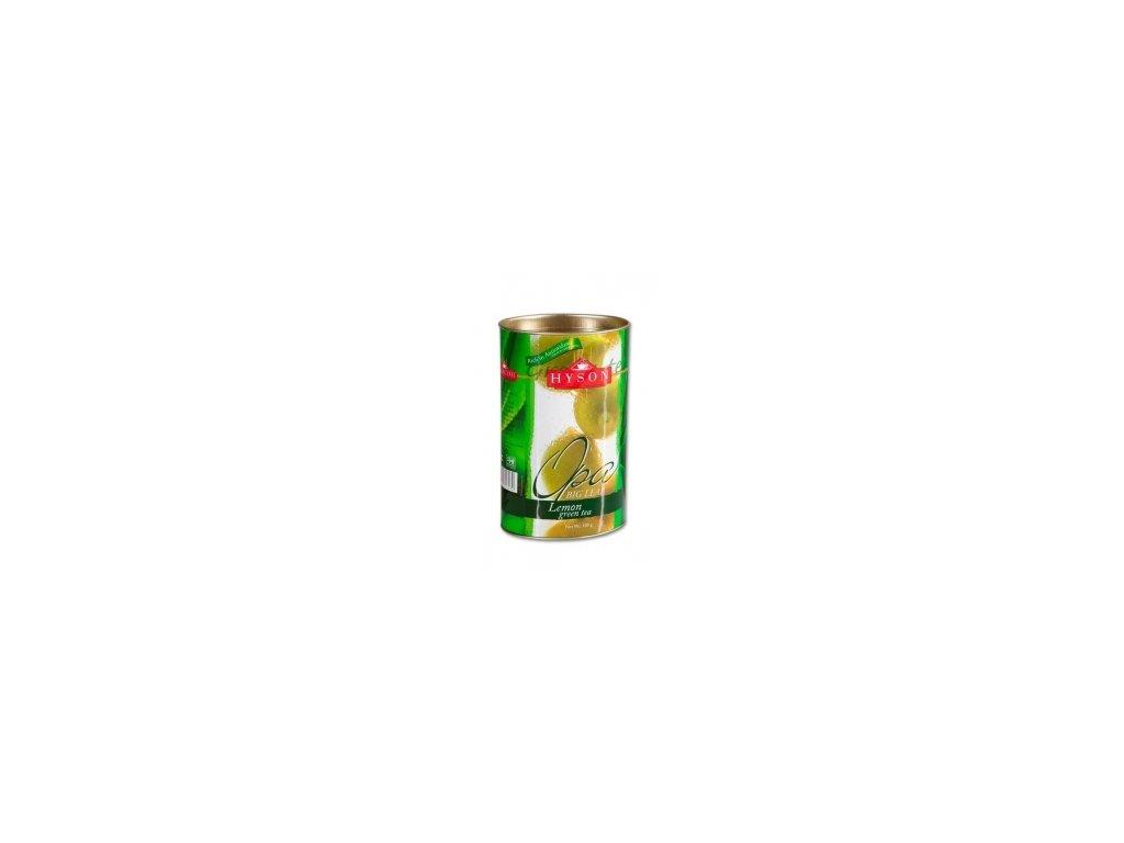 Čaj Hyson zelený Citron -sypaný 100g