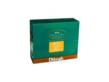 Dilmah - zelený čaj porcovaný 100 ks