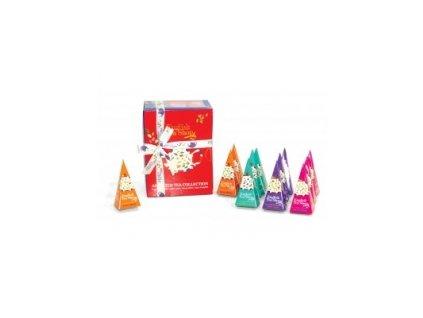 English Tea Shop 12 ks pyramidek