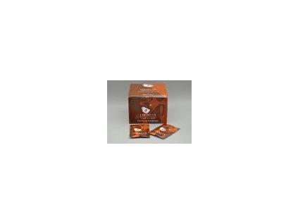Hausbrandt horká čokoláda CHOKO-LÁ  hnědá 1 porce