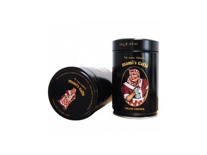Káva Mami's Caffé Gran Crema  mletá káva 250g