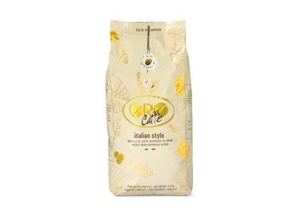 Káva ORO Caffe Italian Style zrnková 1 kg