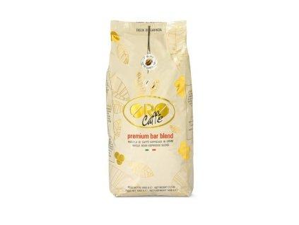 Káva ORO Caffe Premium Bar Blend zrnková 1 kg