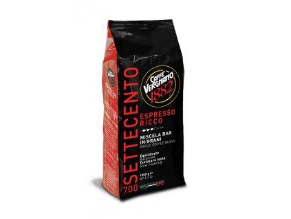 vergnano zrnkova kava 700
