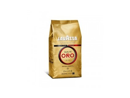 Lavazza Qualita Oro zrnková káva 1000 g