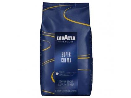 kava lavazza super crema zrnkova